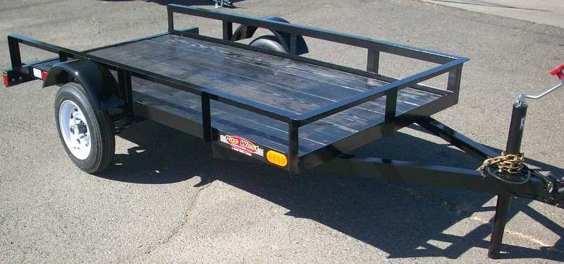 Gallery Light Weight Utility Trailers Pac West Trailers