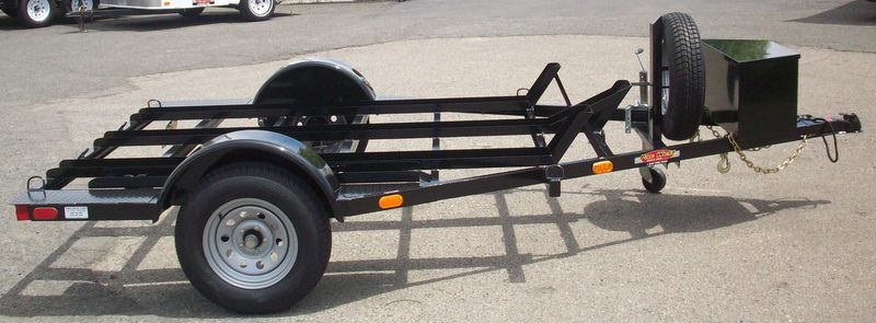 Gallery: Motorcycle Trailers | Pac West Trailers