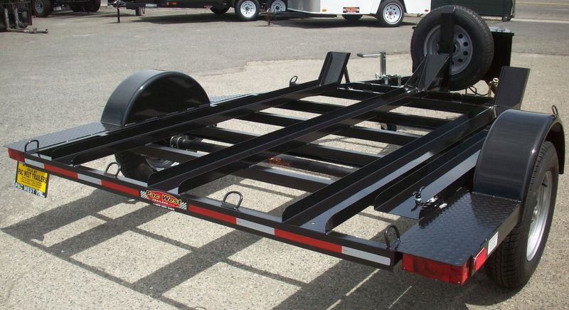 Gallery Motorcycle Trailers Pac West Trailers