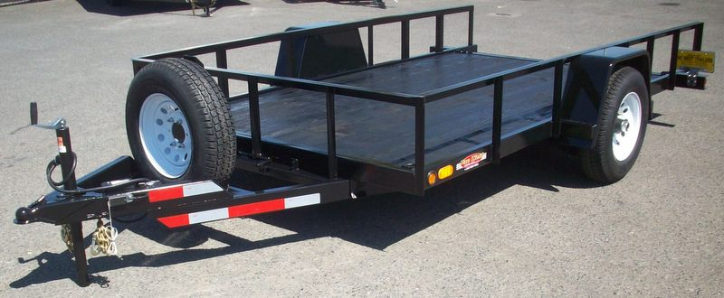 Gallery: Tiltbed Trailers | Pac West Trailers