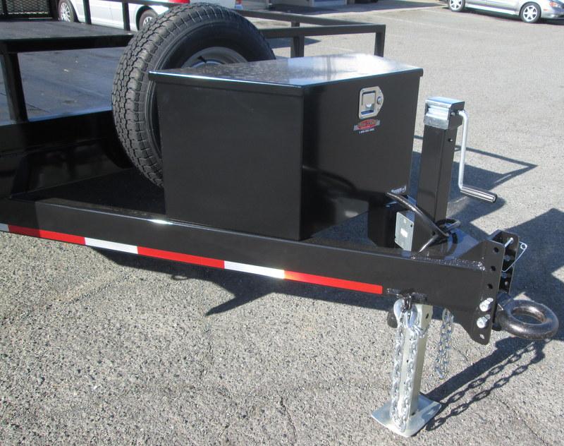 Gallery All Terrain Vehicle Atv Tandem Axle Trailers
