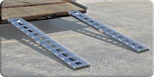 aluminum car ramps  Car Trailer Aluminum Ramps | Pac West Trailers