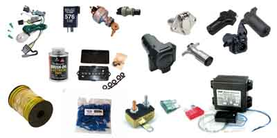 Trailer Electrical and Plugs Products