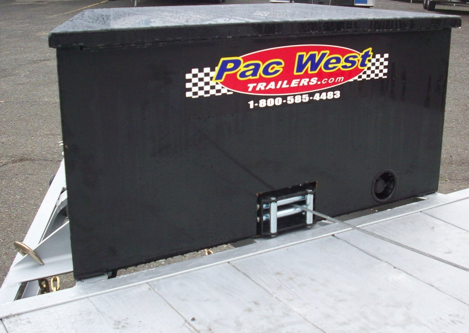 Trailer Fenders And Fender Parts Pac West Trailers