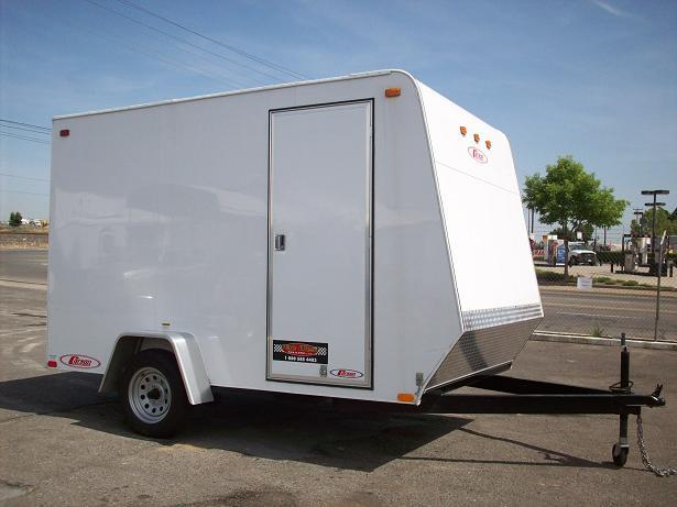 Gallery Carson 5 Standard Enclosed Cargo Trailers Pac