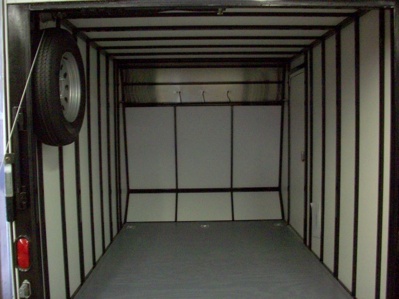 Gallery: Carson 6' and 7' Standard Enclosed Cargo Trailers ...
