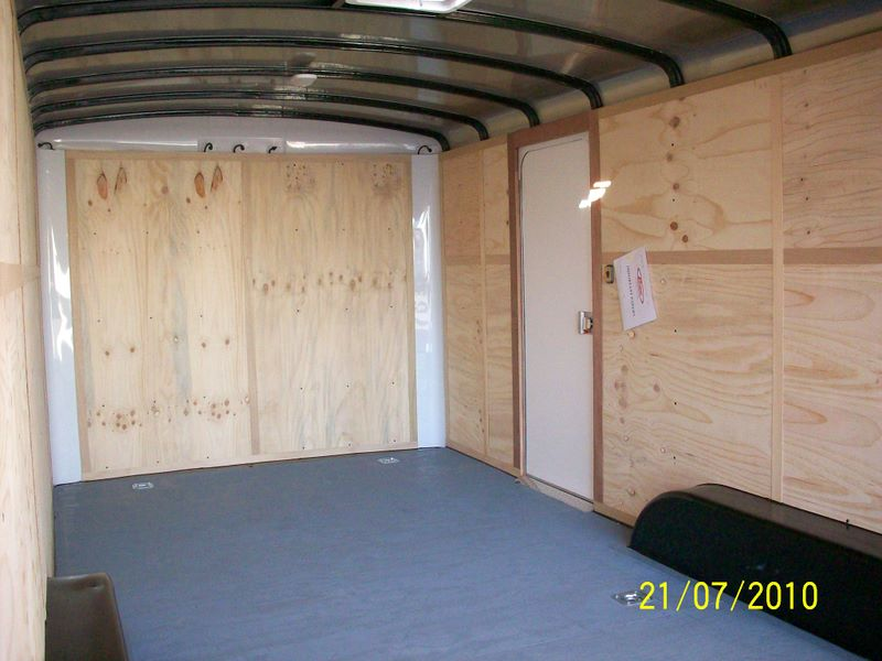 Gallery 8 And 8 6 Quot Carson Hiway Cargo Trailers Pac