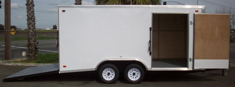 Carson Enclosed Upgrade Options Pac West Trailers