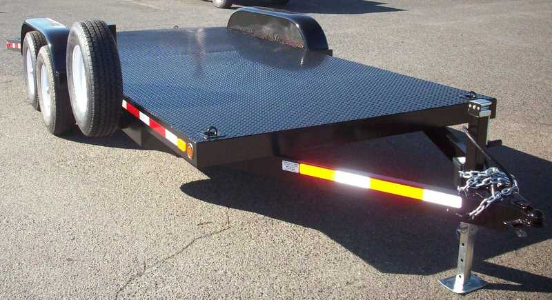 Small Car Hauler Trailers For Sale