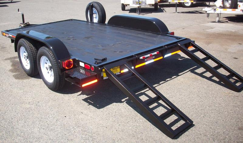 Gallery Light Weight Hauler Trailers Pac West Trailers