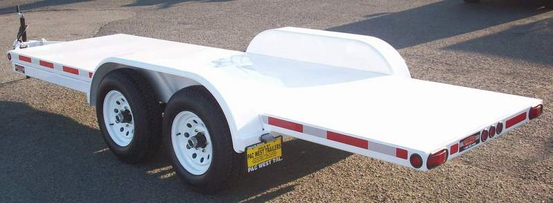 Gallery: Light Weight Hauler Trailers | Pac West Trailers