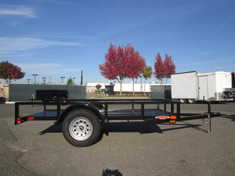 New and Pre-Owned Open Trailers | Pac West Trailers