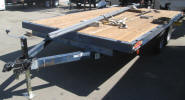 US034244 102 x 16 Flat Bed Trailer Rental
