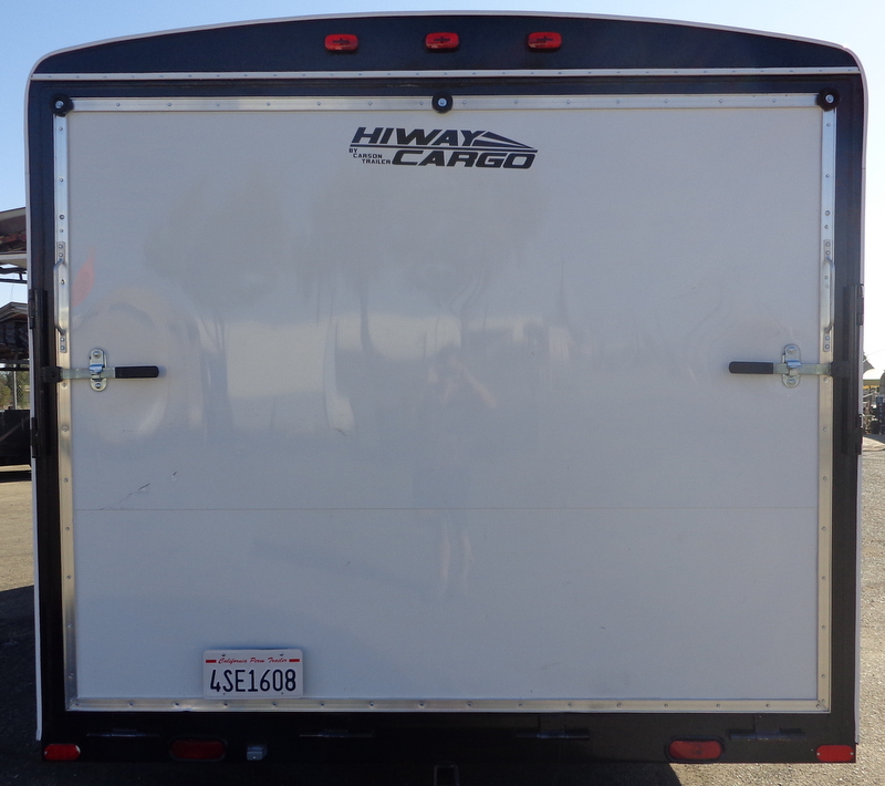 New And Pre Owned Enclosed Trailers Pac West Trailers